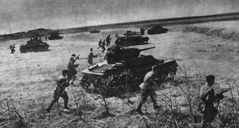 Бои за освобождения Харькова 23 августа 1943 г.