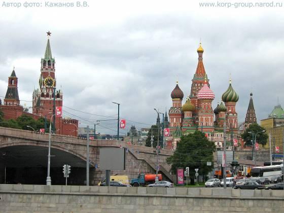 Да, это Москва! та самая!